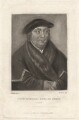 Unknown sitter formerly known as Thomas Cromwell, Earl of Essex, by Richard Earlom, after  Unknown artist - NPG D1871