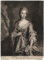 Mary Capel (née Bentinck), Countess of Essex, by John Smith, after  Sir Godfrey Kneller, Bt - NPG D1874