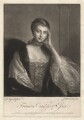 Frances Capel (née Williams), Countess of Essex, by James Macardell, after  Sir Joshua Reynolds - NPG D1877