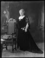 Muriel Mary Georgina Newton (née Duke), Lady Eltisley (later Lady Huntingfield), by Bassano Ltd - NPG x122730