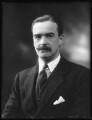 Sir Timothy Calvert Eden, 8th Bt, by Bassano Ltd - NPG x122742