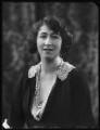 Norah Elizabeth Ursula (née Wood-Pottle), Viscountess Torrington, by Bassano Ltd - NPG x122755