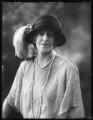 Florence (née Errington), Lady Kinloch-Cooke, by Bassano Ltd - NPG x122759