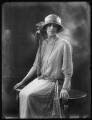 Florence (née Errington), Lady Kinloch-Cooke, by Bassano Ltd - NPG x122760