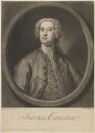 Giovanni Carestini, by and published by John Faber Jr, after  George Knapton - NPG D14300