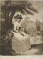 Mrs Brudenell ('Retirement'), probably by William Walker, after  John Raphael Smith - NPG D14317
