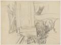 Theatre Study, by Paule Vézelay - NPG D17972