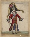 James Kirby as Lacquey in 'Jack and Jill', by William Heath - NPG D17985