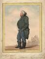 George Fermor, 3rd Earl of Pomfret, by Thomas Rowlandson - NPG D17988