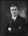 Ernest Thurtle, by Bassano Ltd - NPG x122819