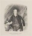 John Rickman, by Miss Turner, printed by  Graf & Soret, after  Samuel Lane - NPG D14356