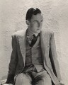 (John) Beverley Nichols, by Cecil Beaton - NPG x14160
