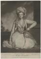 Mary Gwyn (née Horneck), by Robert Dunkarton, published by  Walter Shropshire, after  Sir Joshua Reynolds - NPG D18006