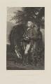 George Kein Hayward Coussmaker, by James Scott, published by  Henry Graves, after  Sir Joshua Reynolds - NPG D14405