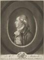 George Mattocks, by Robert Laurie, published by  William Richardson, after  Robert Dighton - NPG D14410