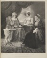 Philadelphia (née Rowley), Lady Cotton; Miss Cotton; Mrs Williams, by Maxim Gauci, published by  Charles Joseph Hullmandel, after  Mary Martha Pearson (née Dutton) - NPG D14420