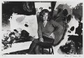 Gillian Ayres, by Roger Mayne - NPG P995