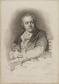 William Blake, by Luigi Schiavonetti, published by  Robert Hartley Cromek, after  Thomas Phillips - NPG D14447