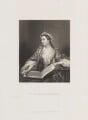 La Contessa della Rena, by George Salisbury Shury, published by  Henry Graves, after  Sir Joshua Reynolds - NPG D14460