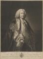 John Thomas, by Richard Houston, published by  Robert Sayer, after  Benjamin Wilson - NPG D14461