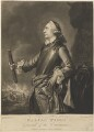 (Filippo Antonio) Pasquale Paoli, by Richard Brookshaw, after  Gambalini - NPG D14467