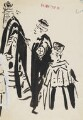 The Coronation Procession, by Cecil Beaton - NPG D3619