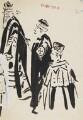 The Coronation Procession, by Cecil Beaton - NPG D3619