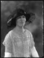 Hon. Margaret Forbes-Sempill, by Bassano Ltd - NPG x37237