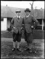 Rowland Jones; Ernest Graham, by Bassano Ltd - NPG x37265