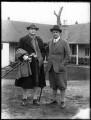 Owen Ramsay Nares; Ernest Graham, by Bassano Ltd - NPG x37263
