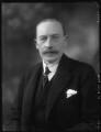 Sir Lionel Earle, by Bassano Ltd - NPG x36503