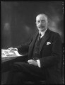 Sir Lionel Earle, by Bassano Ltd - NPG x36504