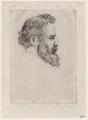 Alphonse Legros, by C.J. Durham - NPG D18055