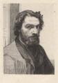 Alphonse Legros, by Félix Bracquemond - NPG D18061