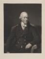 Robert Lovell Gwatkin, by John Porter, after  James Lonsdale - NPG D14572