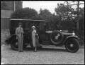 Gerald Henry Foley, 7th Baron Foley; Minoru Foley (née Greenstone), Lady Foley, by Bassano Ltd - NPG x36538