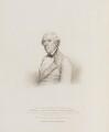Samuel Barrington, by Gaetano Stefano Bartolozzi, published by  T. Cadell & W. Davies, after  William Evans, after  Gilbert Stuart - NPG D14601