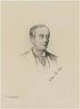 Sir William Reynell Anson, 3rd Bt, after Henry John Stock - NPG D18069