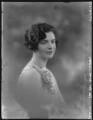 Hon. Janet (Gladys) Kidd (née Aitken), by Bassano Ltd - NPG x36677