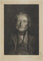 John Ruskin, by Sir Hubert von Herkomer, published by  Fine Art Society Ltd - NPG D18074