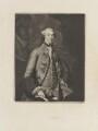 Francis Hastings, 10th Earl of Huntingdon, by Robert Bowyer Parkes, after  Sir Joshua Reynolds - NPG D14669