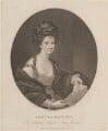 Angelica Kauffmann, by Francesco Bartolozzi, published by  John Boydell, after  Sir Joshua Reynolds - NPG D14701