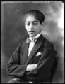 Prince Mozaffar, by Bassano Ltd - NPG x122834