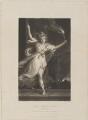 Emily Warren ('Emily Pott') ('Thaïs'), by Samuel William Reynolds, published by  Hodgson & Graves, after  Sir Joshua Reynolds - NPG D14709