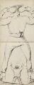 The Hon. Cole and his Cousin the Artist (Hon. Henry Arthur Cole; Hon. Henry Richard Graves), by Hon. Henry Richard Graves - NPG D18085(3)