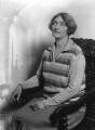 Dame Sybil Thorndike, by Bassano Ltd - NPG x19087