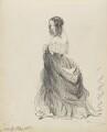 Rachel Katherine Savile (née Walpole), Viscountess Pollington, by Hon. Henry Richard Graves - NPG D18085(18)
