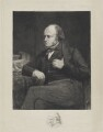 Unknown man, probably by Charles Oliver Murray, published by  Fine Art Society Ltd - NPG D18082