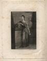 Catharine Macaulay (née Sawbridge), by James Caldwall, after  Robert Edge Pine - NPG D18086