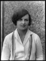 Betty May Nuthall, by Bassano Ltd - NPG x81146